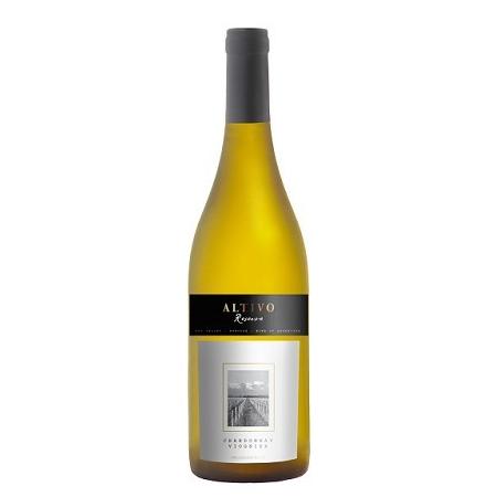 Altivo Chardonnay-Viognier Reserva  2008 750ml