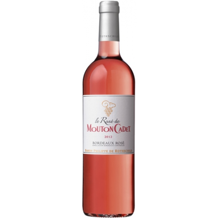 Baron Philippe De Rothschild Mouton Cadet Rose   750ml