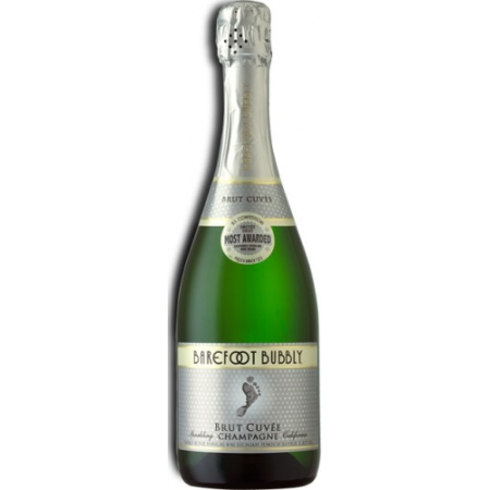 Barefoot Cellars Bubbly Brut Cuvee   750ml