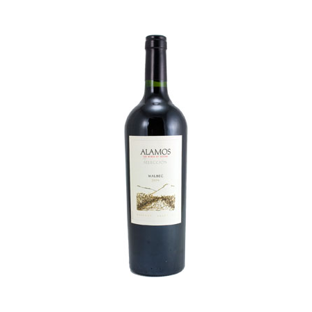 Alamos Malbec Seleccion   750ml
