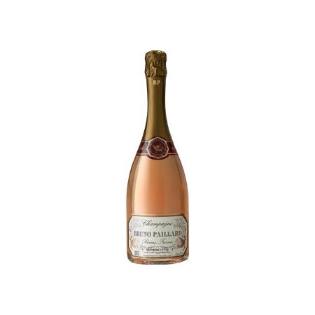 Bruno Paillard Champagne Brut Rose 1er Cuvee   375ml