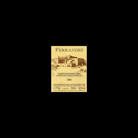 Ferrandes Passito Di Pantelleria  2006 375ml