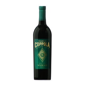Francis Coppola Syrah Diamond Series Green Label   750ml