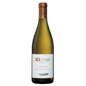 Image of 10 Span Chardonnay 750ml