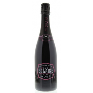 Luc Belaire Rare Rose Sparkling Wine   375ml