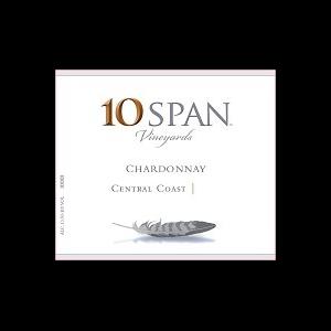 Image of 10 Span Chardonnay Central Coast 2012 750ml