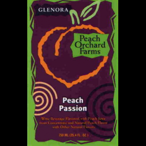 Glenora Peach Passion  NV 750ml