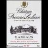 Chateau Prieure Lichine Margaux  2010 750ml