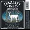 Hazlitt White Stag  NV 750ml