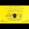 Albert Seltz Sylvaner Vieilles Vignes Sono Contento  2003 750ml
