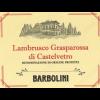 Barbolini Lancillotto Lambrusco Grasparossa Di Castelvetro  NV 750ml
