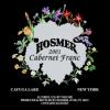 Hosmer Cabernet Franc   750ml