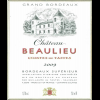 Chateau Beaulieu Comtes De Tastes Bordeaux Superiore  2009 750ml
