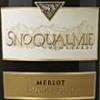 Snoqualmie Merlot   750ml