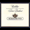 Schiopetto Collio Tocai Friulano  2011 750ml