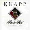 Knapp Pasta Red   750ml