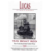 Lucas Tug Boat Red   750ml