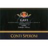 Conti Speroni Gavi Di Gavi  2013 750ml