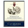 Cavaliere Vernaccia Di San Gimignano  2013 750ml