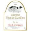Luc Choblet Muscadet Clos De La Senaigerie  2013 750ml