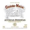 Cousino-Macul Cabernet Sauvignon Antiguas Reservas  2009 1.5Ltr