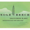 Sole Beech Sauvignon Blanc Reserve  2014 750ml