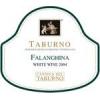 Cantine Del Taburno Falanghina  2009 375ml