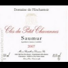 Domaine De L'enchantoir Saumur Blanc  2013 750ml