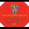 Ciacci Piccolomini D'aragona Sant' Antimo Ateo  2012 750ml