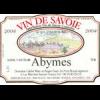 Roger Labbe Vin De Savoie Abymes  2014 750ml