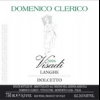 Clerico Dolcetto Langhe Visadi  2013 750ml