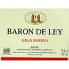 Baron De Ley Rioja Gran Reserva  2008 750ml