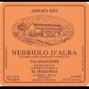 Marengo Nebbiolo Valmaggiore  2012 750ml