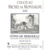 Chateau Michel De Montaigne Bergerac  2012 750ml