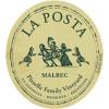 La Posta Malbec Pizzella Vyd. Mendoza  2013 750ml
