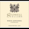 Stowell Cellars White Zinfandel  2014 750ml
