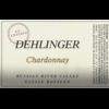 Dehlinger Chardonnay Estate Un-Filtered  2012 750ml