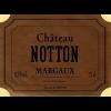 Chateau Notton Margaux  2009 750ml