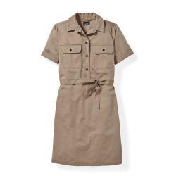 Filson Women's Colville Short Sleeve Shirt Dress - Women's -