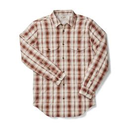 Filson Twin Lakes Sport Shirt - Men's - S - RustCrm