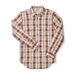 Filson Twin Lakes Sport Shirt - Men's - XS - RustCrm