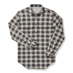 Filson Twin Lakes Sport Shirt - Men's - XS - DkBrnCob