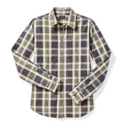 Filson Women's Hyland Shirt - Women's - S - GryIvTrq