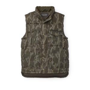 Filson x Mossy OakA(R) Camo Down Cruiser Vest – Men's – XS – Bt