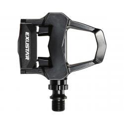Exustar PR15 Pedals (Black) (Single Sided) (Clipless) (Aluminum) - PR15