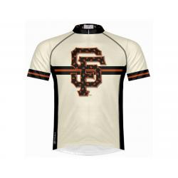 Primal Wear Men's Short Sleeve Jersey (San Francisco Giants) (2XL) - GIA1J20M2