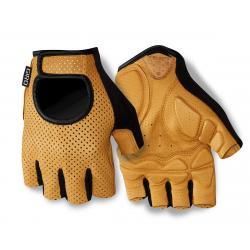 Giro LX Short Finger Bike Gloves (Tan) (2016) (L) - 7068699