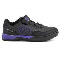 Five Ten Women's Kestrel Lace MTB Shoe (Black/Purple) (6.5) - 5335-065