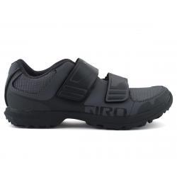 Giro Berm Women's Mountain Bike Shoe (Titanium/Dark Shadow) (40) - 7105107