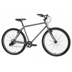 "Fairdale 2021 Flyer 27.5"" Bike (Cool Grey) (M/L) - FDX-256-GRY"